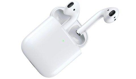 Apple AirPods 2 m/ trådløst ladeetui