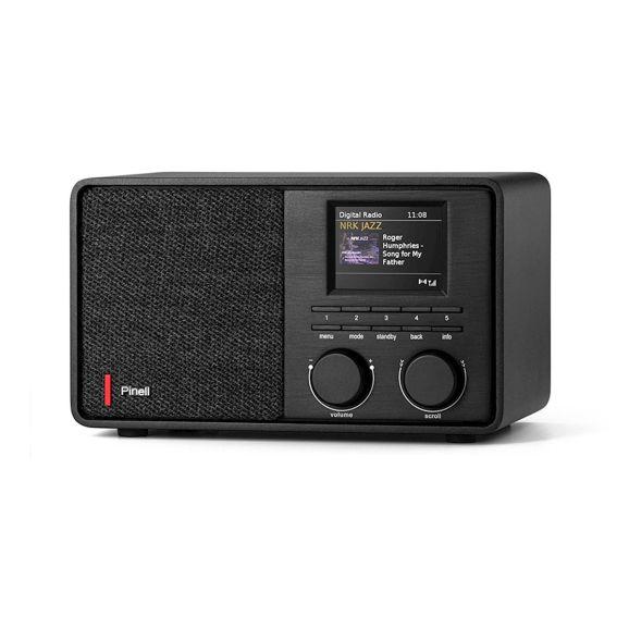 DAB-radio PINELL  8214_102942