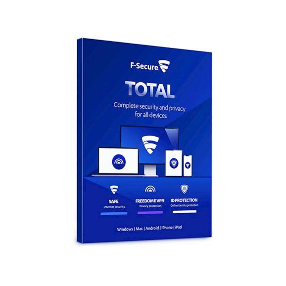 Antivirus F-Secure  8272_FCFTAT1N003X4