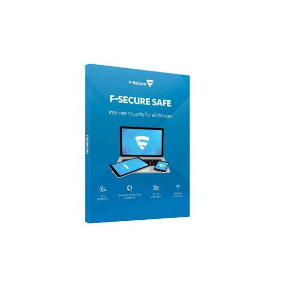Antivirus F-Secure  8272_FCFXAT1N003NC