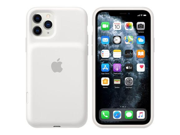 iPhone 11 Pro Smart Battery Case fra Apple - hvit