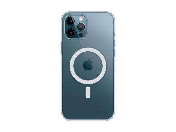 iPhone 12 Pro Max Clear Case deksel fra Apple - Gjennomsiktig