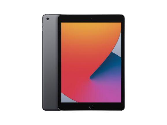 Apple iPad Stellargrå (2020) 32GB WiFi