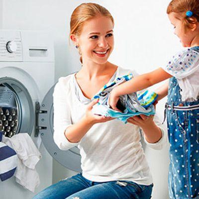 slik blir vaskemaskinen mer effektiv