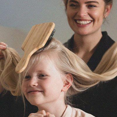 prøv en ny frisyre i sommer