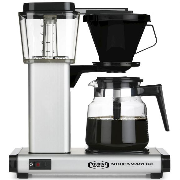 Kaffebryggare Moccamaster HB931 AO Silver Silver 115783